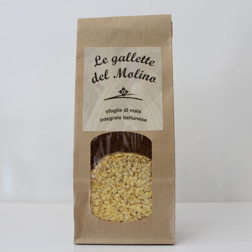 Le Gallette del Molino al Mais integrale